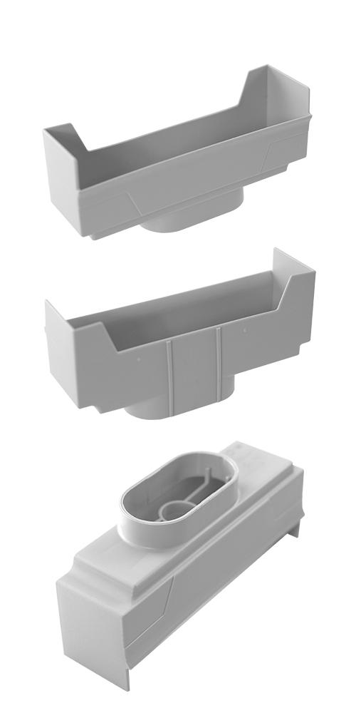 Кронштейн HEPA-фильтра - овальный