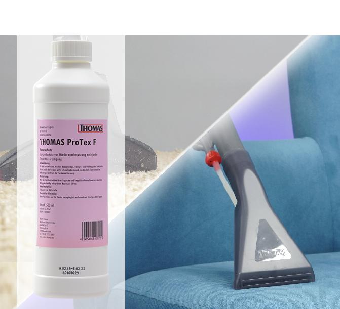 Концентрат ProTex F: для защиты волокон