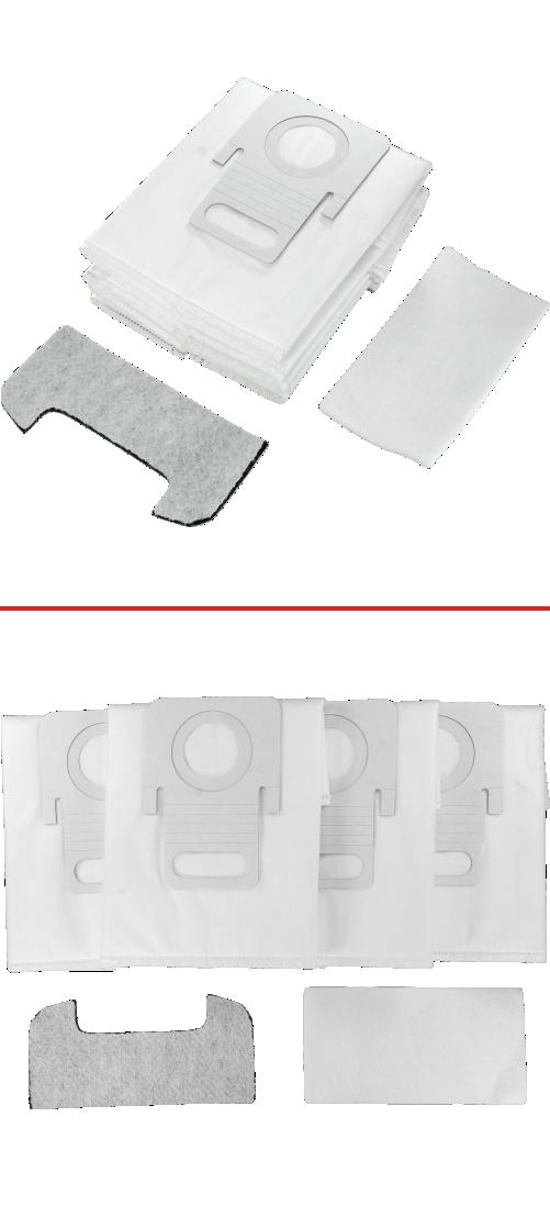 Набор фильтров  THOMAS 99 для гигиен-бокса
