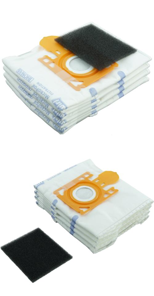 Набор микропористых мешков-пылесборников THOMAS 100