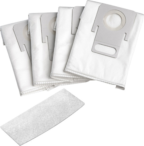 Набор мешков-пылесборников HEPA
